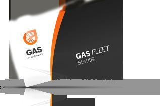 Gas fleet